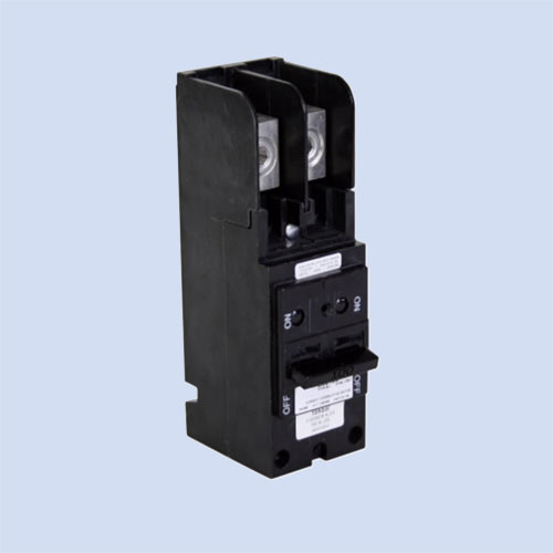 Image of BJ2100 Eaton 100 amp breaker mobile home pedestal
