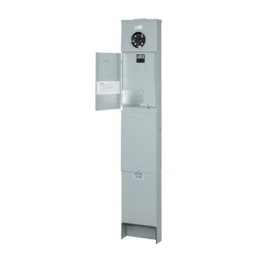 Image of MHM200 200 amp mobile home pedestal Eaton