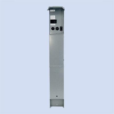 Image of U075CP6010 Midwest unmetered 50/30/20 RV pedestal