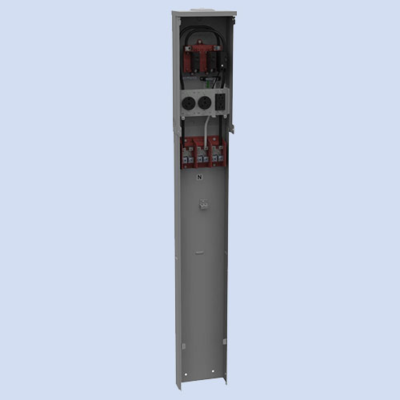 Image of 30 amp RV pedestal U5200-XL-332