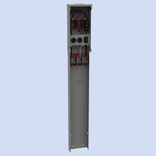 Image of 30 amp RV pedestal U5200-XL-332