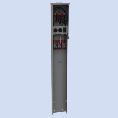 Image of Milbank U5200-XL-75 RV pedestal 50 amp service