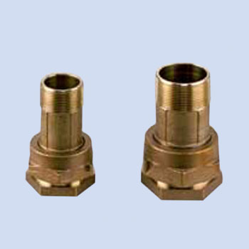 Image of water meter coupling, water meter nipple