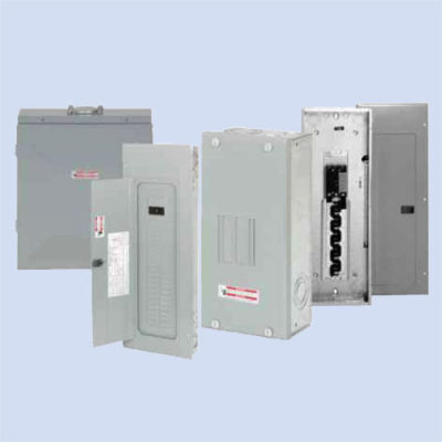Image of RV distribution panel