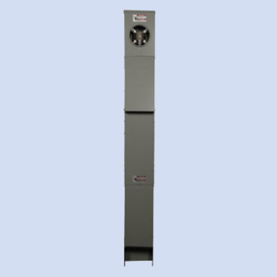 Image of metered RV pedestal CHM417NPTZ