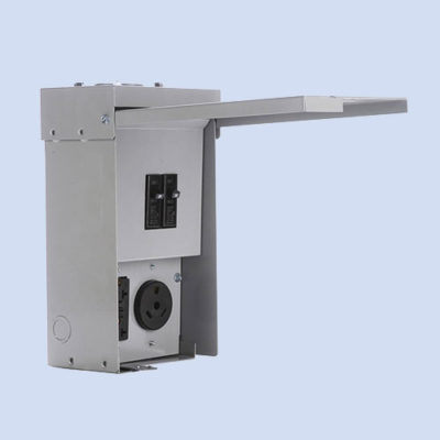 Image of CHU4N7NS Eaton RV surface box 30/20
