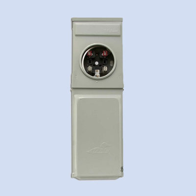 Image of M041C010 Midwest RV surface box 30 amp receptacle