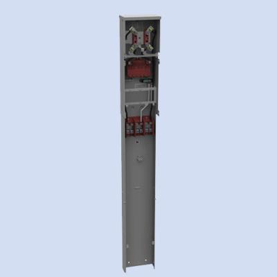 Image of 50 amp RV pedestal Milbank U5300-0-75, U5300-O-75