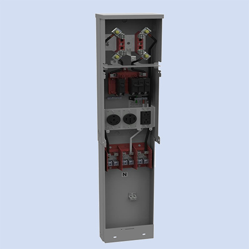 Image of Milbank RV pedestal U5310-O-75